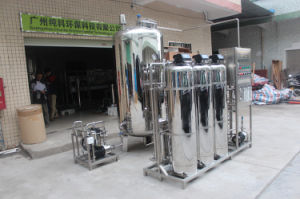 Commercial Stainless Steel RO Water Plant for Carbonated Beverage pictures & photos
