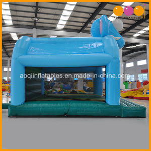 Hot Sale Jumpers House Elephant Inflatable Bouncer for Kids Toy (AQ01603-1) pictures & photos