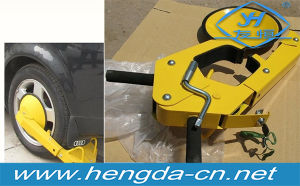 Anti-Theft steel Car Wheel Lock Tire Wheel Clamp Wheel Clamp for Trucks (YH9132) pictures & photos