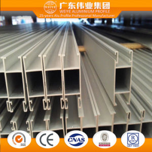 High Quality Powder Coating Aluminum Extrusion Profiles for Building Window pictures & photos