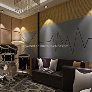 Polyester Fiber Acoustic Panel PF Series pictures & photos