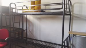 School Metal Bunk Bed for Dormitory Bd-38 pictures & photos