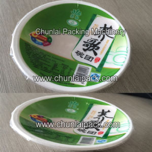 Vegetable Tray Map Packing Sealing Machine pictures & photos