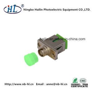 Sc-FC Sm/APC Fiber Optic Adapter Hybird with Zinc Alloy pictures & photos