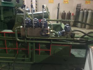 Y81F-200 Hydraulic Metal Baler Machine pictures & photos