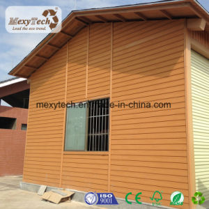 Wood Plastic Composite Wallboard pictures & photos