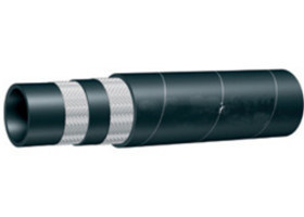SAE 100 R3 Fiber Braided Hydraulic Rubber Hose pictures & photos