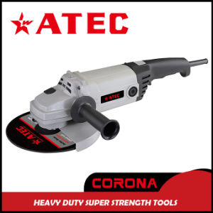 Popular Selling Big Power Electric Handle Angle Grinder 2600W (AT8320) pictures & photos
