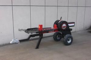 34t Log Splitter, Manual Log Splitter, Mechanical Log Splitter pictures & photos