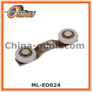 Customized Punching Metal Pulley for Furniture (ML-ED024) pictures & photos