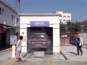 Fully Automatic Tunnel Car Washer Type Machine Supplier in China pictures & photos