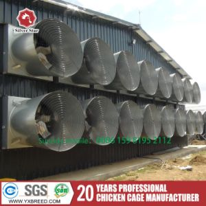 Poultry Equipment Farming Egg Layer Cage Air Cooling System pictures & photos