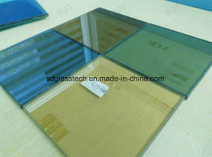 Dark Laminated Glass with Hot Sale pictures & photos