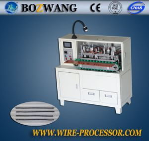 Bozwang Stripping, Twisting & Tinning Machine (Model A) pictures & photos