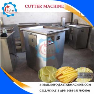 Full 304 Stainless Steel Ginger Cutting Machine Ginger Slice Machine pictures & photos