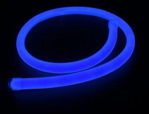 Super Quality Waterproof Flexible Neon with 120PCS/M Blue LED Neon Flex pictures & photos
