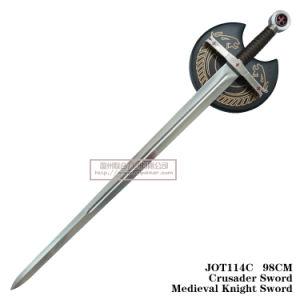 Crusader Sword Medieval Knight Sword 98cm Jot114c pictures & photos