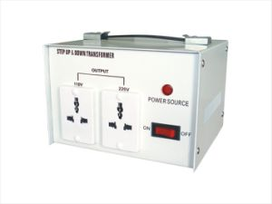 2000va Step up and Step Down Converter with Ei Transformer pictures & photos