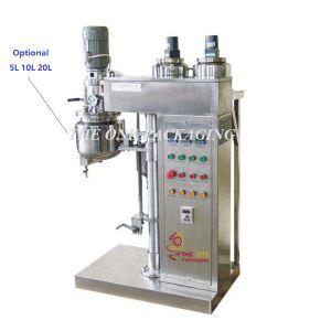 Lab Vacuum Homogenizer-Laboratory Emulsifying Mixer pictures & photos