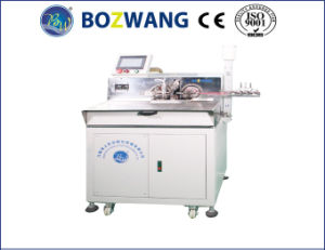 Bzw Double Ends Wire Cutting, Twisting and Tinning Machine pictures & photos