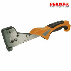 Hand Tools Heavy Duty Staple Gun Hammer Tacker Fmsg-10 pictures & photos