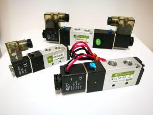 3V110-06 Airtac Pneumatic Directional Valve Air Valve Electro Valvulas Completa 3/2 pictures & photos
