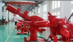 1200m3/H Solas Approved Hot Sale Marine External Fire Fighting System pictures & photos