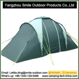 Europe Market Sale Leisure Family Garden Camping Tent 6 Person pictures & photos
