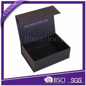 Magnetic Closure Paper Wallet Set Card Holder Wallet Gift Box pictures & photos