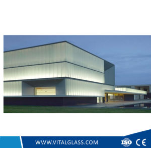 U Glass of High Quality From Vital Glass pictures & photos