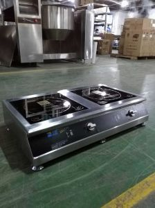 Tabletop Double Burner Home Appliance Induction Cooktop pictures & photos
