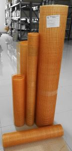 10 × 10 Ar Fiberglass Mesh for Wall & Grc with ISO9001: 2008 pictures & photos