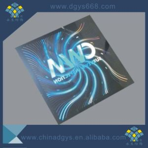 Durable Car Hologram Windshield Sticker for Car pictures & photos