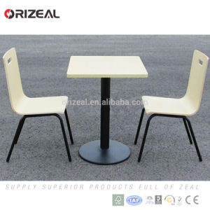 Bent Plywood Stackable Dining Chair for restaurant pictures & photos