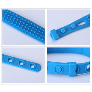 Factory Price Icode Sli-X RFID Wristband for Theme Park pictures & photos