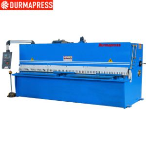 4*2500 Precision Hydraulic Guillotine Shearing Machine pictures & photos