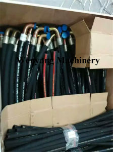 Construction Machinery Parts Various Size of Hydraulic Hoses Hydraulic Pipe pictures & photos