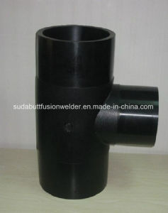 Recucer Tee Plastic Pipe Fittings pictures & photos
