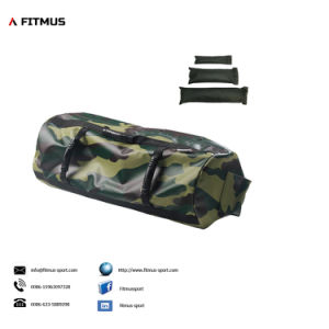 Strength Sandbag Workout Sandbags Sandbag Weights Training Sandbags Exercise Sandbags Sandbag Training Bags Camouflage Sandbag pictures & photos