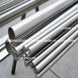 99.95% Pure Sapphire Molybdenum Rods/Bars pictures & photos