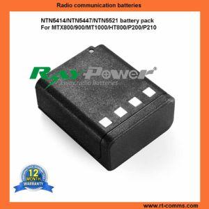 Two Way Radio Battery Pack NTN5414/ NTN5447/ NTN5521 for Motorola Mtx800/Mtx900/Mt1000/Ht800/P200/P210 Portable Radios pictures & photos