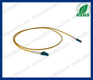 Fiber Optic Jumper Patch Cord LC-LC Single Mold pictures & photos