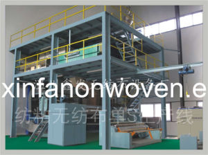 Single Beam Nonwoven Machine