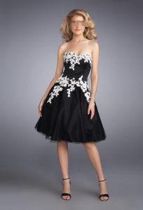 Lattest Design Bridesmaid Dress (LR-S006)