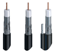 Coaxial Cable F11 for HFC Network (F1160BV, F1160BVCu, F1160BVF)