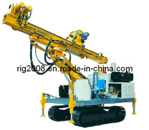 Hydraulic Drilling Rig for Hard Alloy