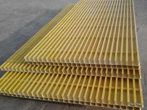 Assembled GRP Pultrusion Profiles, Channel, H, Angle Shape pictures & photos