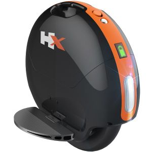 Solo Wheel Electric Unicycle with LED and Bluetooth