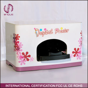 Digital Five Nail Printer (UN-NA-MN107) pictures & photos