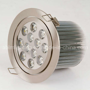 LED Light / Downlight / High Power LED (AEL-136-12 12*1W)